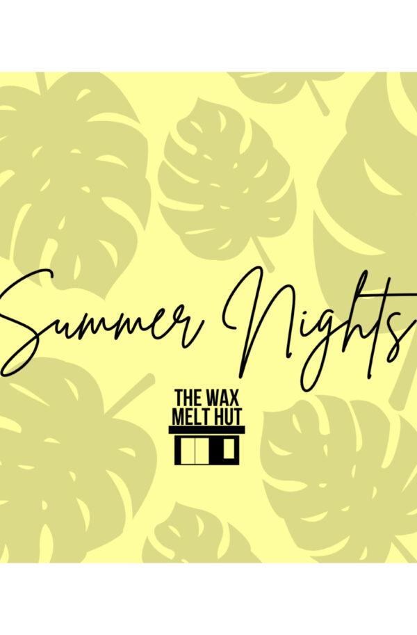 Summer Nights Clamshell