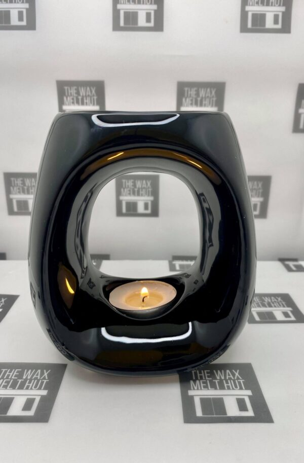 Black Paris Wax Burner